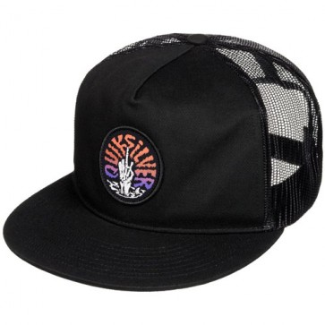Quiksilver Concentrated Trucker Hat - Black