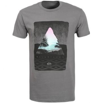 Quiksilver Sintra Beach T-Shirt - Castlerock