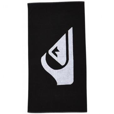 Quiksilver Woven Logo Towel - Black