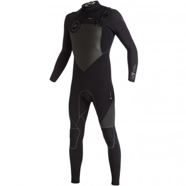 Quiksilver Highline Performance 4/3 Wetsuit - Black