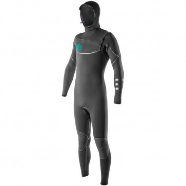 Ride Engine Apoc 5/4 Hooded Chest Zip Wetsuit