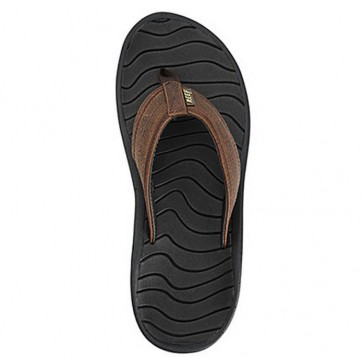Reef Swellular Cushion LE Sandals - Chocolate