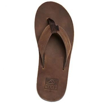 Reef Voyage LE Sandals - Dark Brown