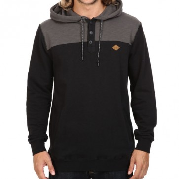 Rip Curl Howard Fleece Hoodie - Black
