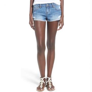 Rip Curl Women's Lolita Denim Shorts - Midnight Blue