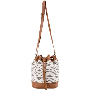Rip Curl Women's Desert Nights Bucket Bag - Natural