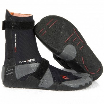 Rip Curl Wetsuits Flash Bomb 5mm Split Toe Boots