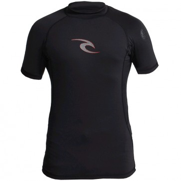 Rip Curl Wetsuits Flash Bomb Short Sleeve Rashguard