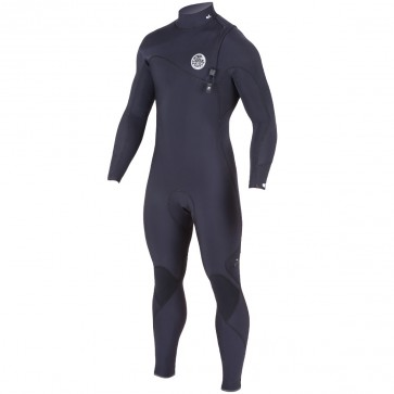 Rip Curl Flash Bomb 2/2 Zip Free Wetsuit - Black