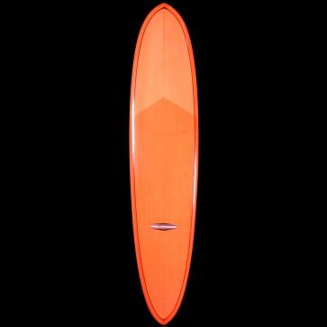 "Roland Surfboards 8'6"" Mini Retro Surfboard"
