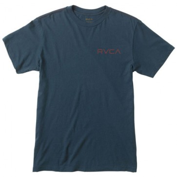 RVCA Double Rope T-Shirt - Midnight