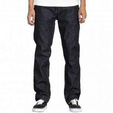 RVCA New Normal Recession Jeans - Rigid Indigo