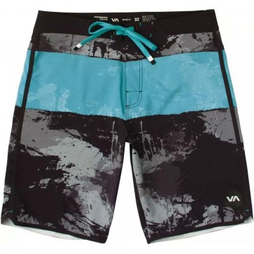 RVCA Splice Boardshorts - Black
