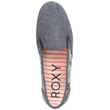 Roxy Women's Malibu Shoes - Blue