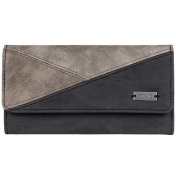 Roxy Women's Early Morning Wallet - True Black