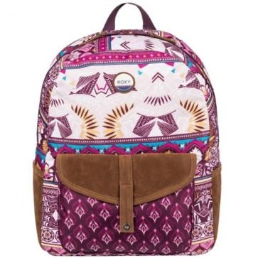 Roxy Women's Caribbean Backpack - Grapewine Ax Hippie