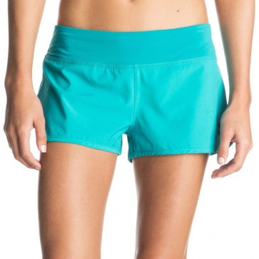 "Roxy Women's Endless Summer 2"" Boardshorts - Dark Jade"