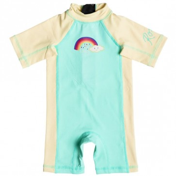 Roxy Wetsuits Infant So Sandy Spring Suit - Beach Glass