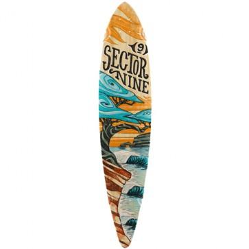 Sector 9 Bonsai Longboard Deck