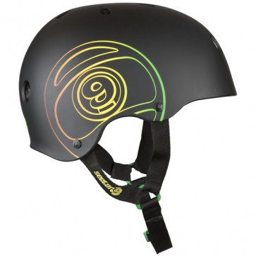 Sector 9 Logic III Helmet - Black