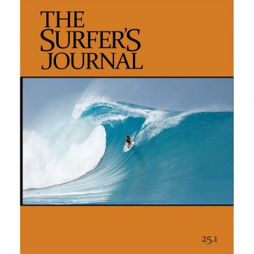 Surfer's Journal - Volume 25 Number 1
