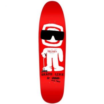 Powell Peralta Slaom Funshape Deck - Red