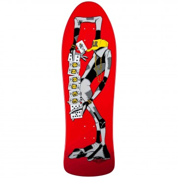Powell Peralta Skateboards - Ray Barbee Ragdoll Deck