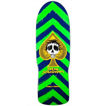 Powell Peralta Steadham Skull and Spade Deck