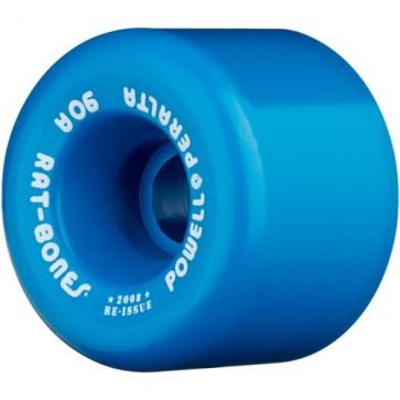 Powell Peralta 60mm Bones Wheels - Blue