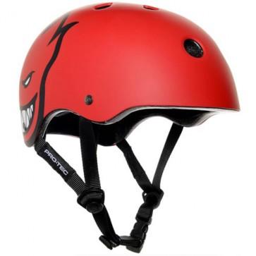 Pro-Tec Classic Certified Skate Helmet - Spitfire