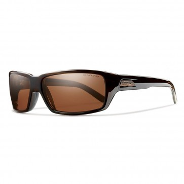 Smith Backdrop Polarized Sunglasses - Mahogany/Techlite Copper