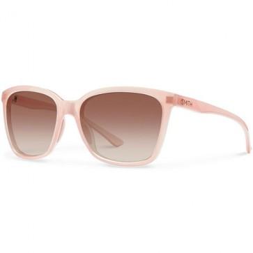 Smith Women's Colette Sunglasses - Blush/Sienna Gradient
