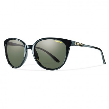 Smith Women's Cheetah Polarized Sunglasses - Black/Grey Green