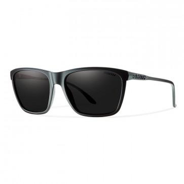 Smith Delano Sunglasses - Impossibly Black/Blackout