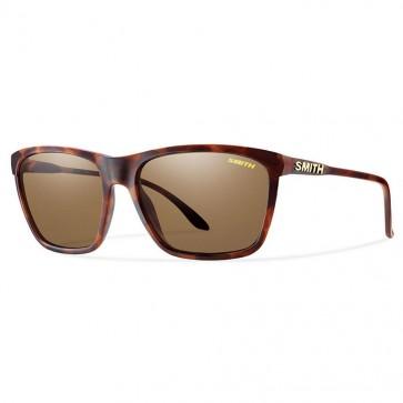 Smith Delano Polarized Sunglasses - Matte Tortoise/Brown