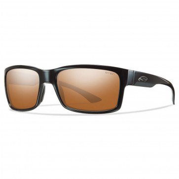 Smith Dolen Polarized Sunglasses - Black/Techlite Copper Mirror