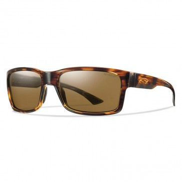 Smith Dolen Polarized Sunglasses - Havana/Chromapop Brown