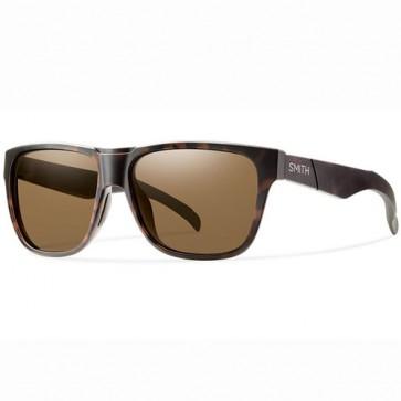 Smith Lowdown Polarized Sunglasses - Matte Tortoise/Brown
