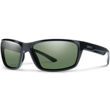 Smith Redmond Polarized Sunglasses - Black/Chromapop Grey Green