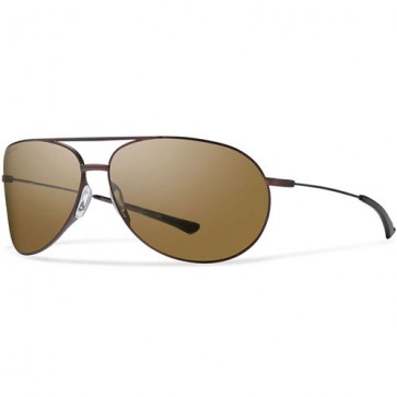 Smith Rockford Polarized Sunglasses - Matte Brown/Brown