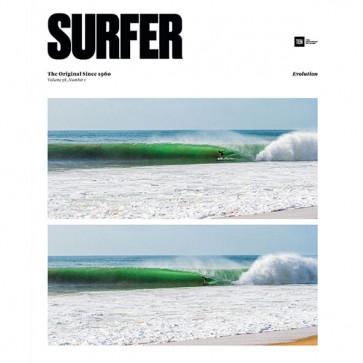 Surfer Magazine - Volume 58 Number 1