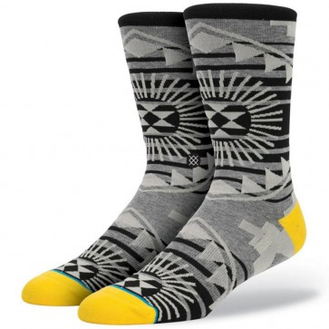 Stance Salutation 2 Socks - Black
