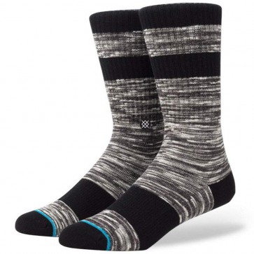 Stance Mission Socks - Charcoal
