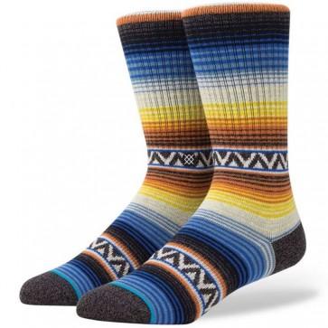 Stance Sun Burst Socks - Blue