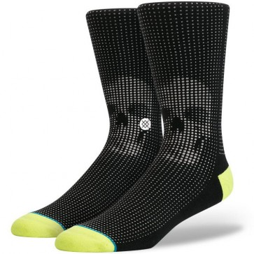 Stance Halftone Socks - Black
