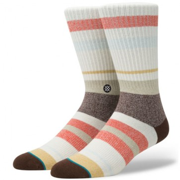 Stance Topanga Socks - Red