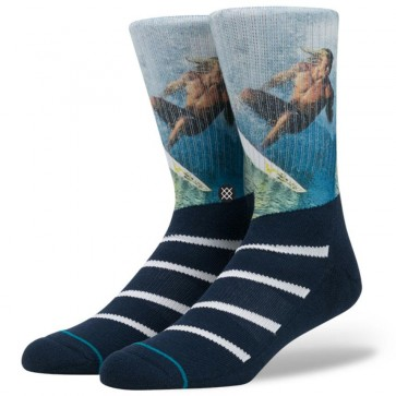 Stance Archbold Socks - Navy