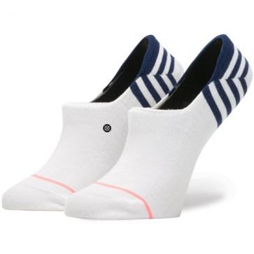 Stance Women's Uncommon Super Invisible Socks - White