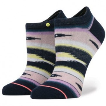 Stance Women's Senorita Invisible Boot Socks - Navy