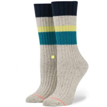 Stance Women's Basically Basic Boot Socks - Teal